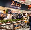 Zizzi counter at Sainsbury's Balham store