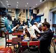 Caffe Nero interior
