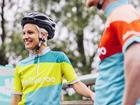 Deliveroo's new hyper relfective kits are aimed at improving rider safety