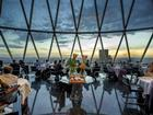 The Gherkin by Searcys
