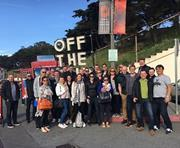 MCA's 72 hours in San Francisco trip