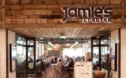 Jamie's Italian interior