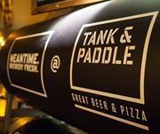 Tank & Paddle