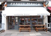 Franco Manca exterior