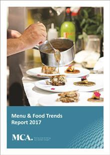 Menu and Food Trends Debrief - April 2017