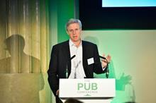 Peter Hansen at The Pub Conference