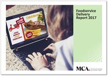 MCA UK foodservice delivery market report 2017
