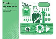 MCA - UK Pub market report - June 2016
