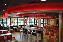 Burger & Lobster interior