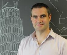 Steve Holmes, CEO Azzurri Group