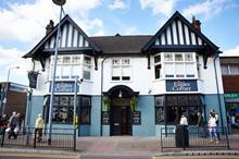 Star managed pub The Eagles Corner