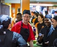 Robin Rowand, YO! Sushi CEO