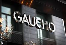 Gaucho sign