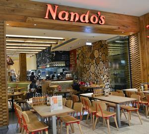 Nando's interior