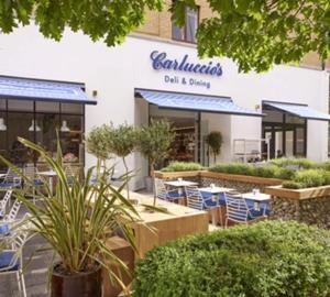 Carluccio's new generation store