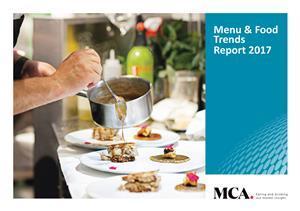Menu & Food Trends Report 2017