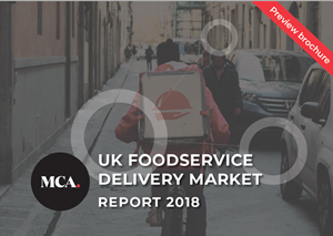 UK Foodservice Delivery Market Report 2018