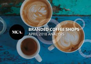 Branded coffee shops analysis April18