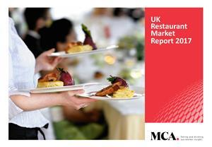 UK Restaurant Market Report cover