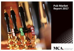 MCA Pub Market Report 2017 cover