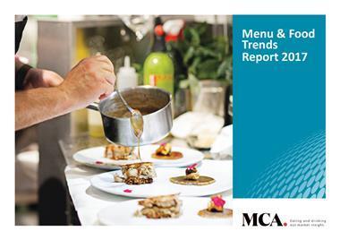 Menu & Food Trends - 2017