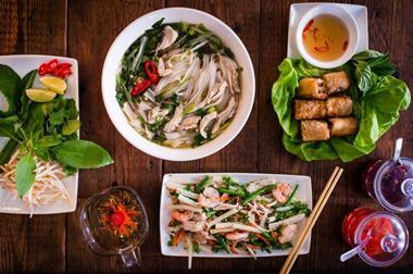 Branded  South East Asian cuisine analysis - March 2017
