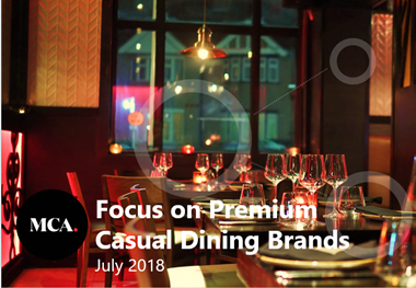 Focus on Premium Casual Dining July 2018