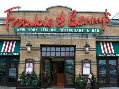 Frankie and Bennys